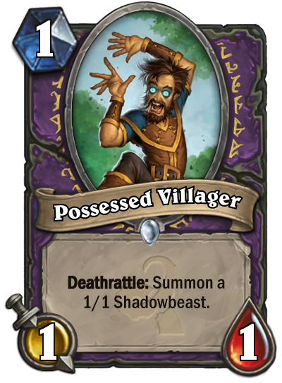 Possessed Villager