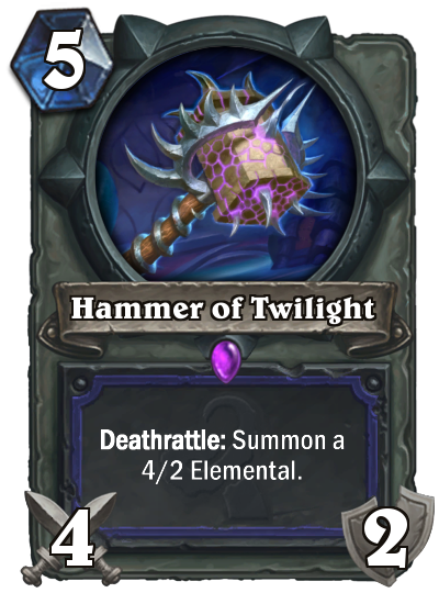 Hammer of Twilight
