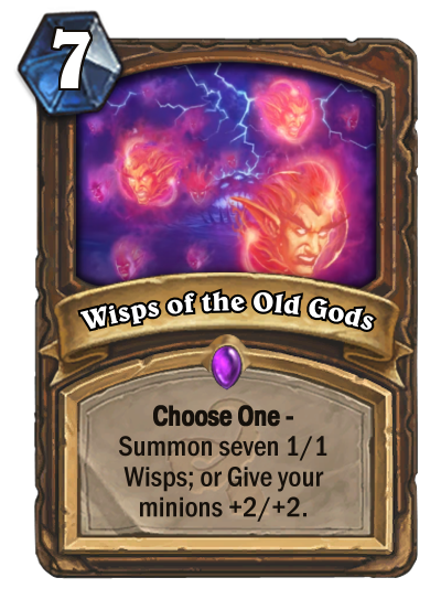 Wisps of the Old Gods