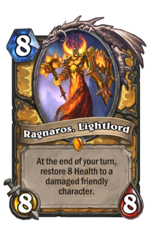 ragnaros lightlord
